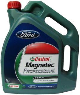 Castrol Magnatec Professional E 5W 20 Ford EcoBoost Motoröl 5 Liter