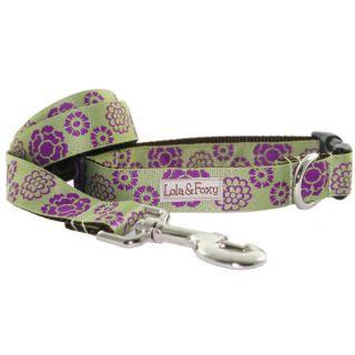 Lola & Foxy Nylon Dog Collars   Thistle   Collars   Collars, Harnesses & Leashes