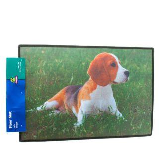 Top Paw Pet Floor Mat   Beagle, Lab, Shepherd