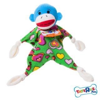 "Toys""R""Us&reg Pets Monkey Blankie Dog Toy   Toys   Dog"