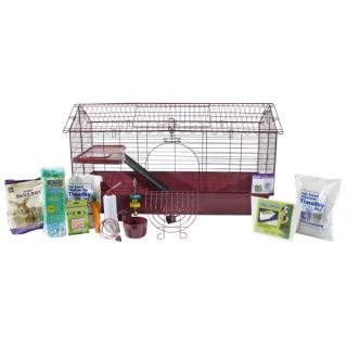 All Living Things™ Deluxe Rabbit Bonus Kit   Cages, Habitats & Hutches   Small Pet