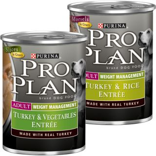 Pro Plan Weight Management Canned Dog Food   Food   Dog