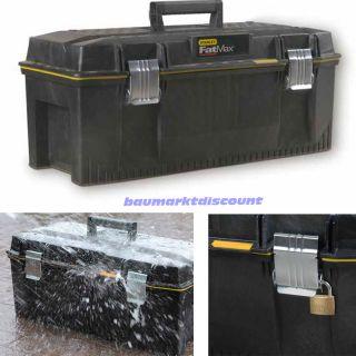 Stanley Werkzeugbox FatMax 23 Zoll (58 cm) Structual Foam, Wasserdicht