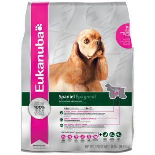 Eukanuba Spaniel Formula Dog Food   Food   Dog