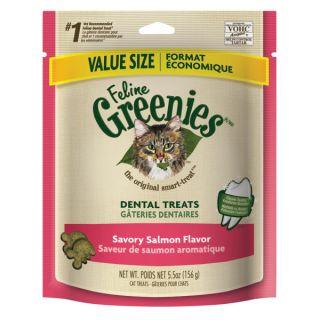 Feline GREENIES� Dental Treats for Cats   Tuna