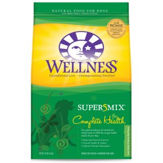 Wellness Complete Health Super5Mix Lamb, Barley & Salmon Recipe Dog Food   Sale   Dog