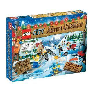 Lego City Adventskalender 2008 Spielzeug On Popscreen