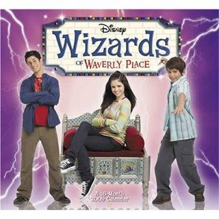 Wizards of Waverly Place 2009 Calendar Disney Channel