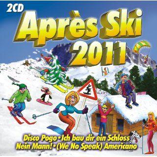 Apres Ski 2011   2 CD Musik