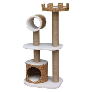 PetPals Eco Friendly Castle Cat Tower   Cat   Boutique