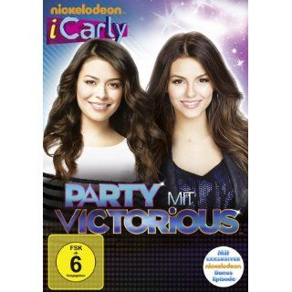 iCarly: Party mit Victorious: Miranda Cosgrove, Jennette
