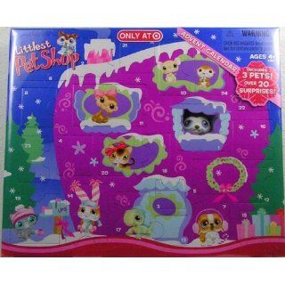 Littlest Pet Shop   TARGET EXCLUSIVE   Adventskalender   mit 3