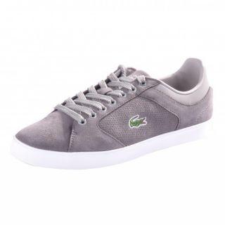 Lacoste Newsome VY SPM Schuhe Sneaker grey grau