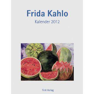 Frida Kahlo 2012. Kunstkarten Einsteckkalender: Frida Kahlo