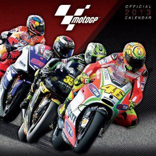 Moto GP Calendar 2013: Englische Bücher