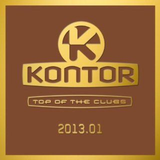 Kontor Top of the Clubs 2013.01 Various artists