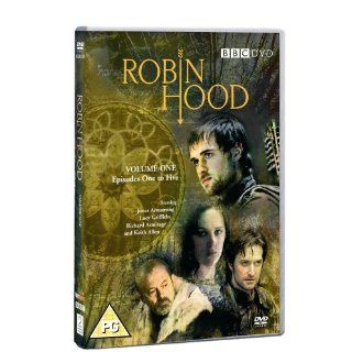 Robin Hood   Series 1 Part 1 [UK Import]: Jonas Armstrong