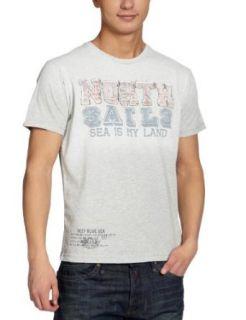 North Sails Herren T Shirt 69 0254 Bekleidung
