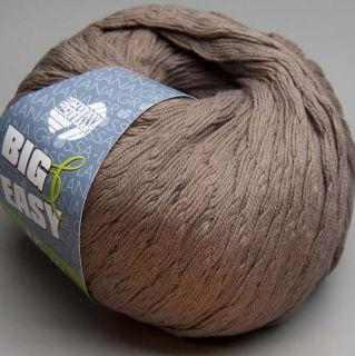 Lana Grossa Big & Easy Vivo 007 braun 100g Wolle
