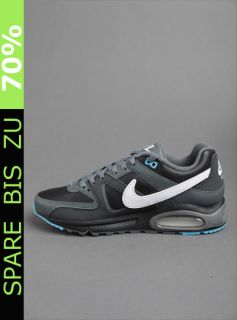 NEU NIKE SNEAKER MEN AIR MAX COMMAND LEATHER SCHWARZ HERREN 409998 010