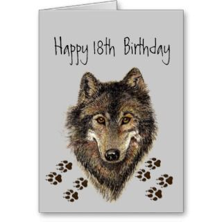 Cards, Note Cards and Happy 18th Birthday Greeting Card Templates