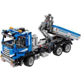 lego technic creator model team kenworth truck. Black Bedroom Furniture Sets. Home Design Ideas