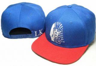 Last Kings Snapback BLAU Tyga YMCMB Wayne Mitchell Ness Tisa Cap Hat