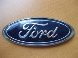 Ford Emblem Focus Fiesta KA Escort Mondeo fuer Vorne oder Hinten ca 9