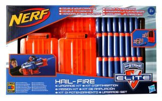 Nerf N Strike Elite Hail Fire Mission Kit Ersatzmunition
