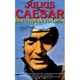 Julius Caesar, der Tyrann von Rom [VHS] Cameron Mitchell, Rik