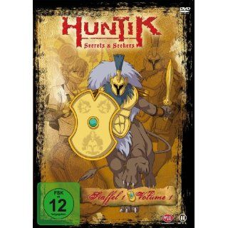 Huntik Secrets & Seekers   Staffel 1.1, Folge 1 6 Enrique