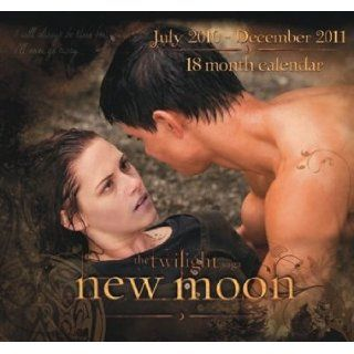 Twilight New Moon Jacob 2011 18 month calendar Stephenie