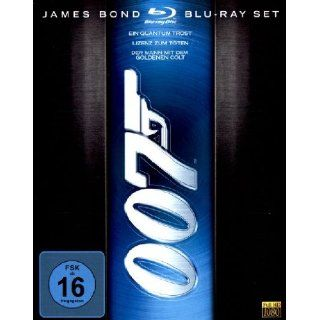 James Bond [Blu ray] [Collectors Edition]: Filme & TV