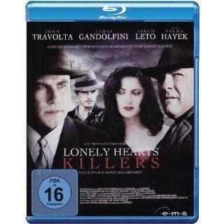Lonely Hearts Killers [Blu ray] John Travolta, James