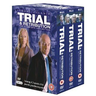 Trial & Retribution   Complete Collection 0 DVDs UK Import