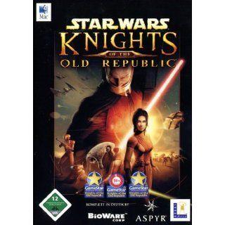 Star Wars   Knights of e Old Republic (MAC DVD) Games