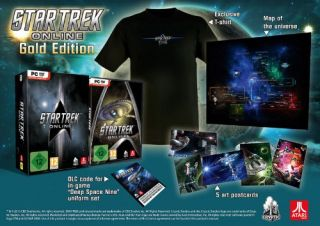 Star Trek Online   Gold Edition (exklusiv bei ) Pc