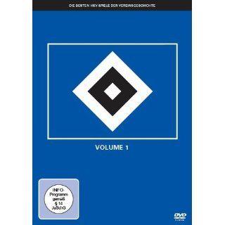 Die Besten HSV Spiele der Vereinsgeschichte   Volume 1 5 DVDs