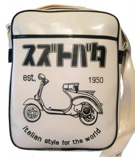 Vespa Japan Scooter Bag ITALY Roller Piaggio Tasche