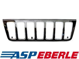 Kühlergrill Chrom Grill Jeep Grand Cherokee WJ Bj 99 03
