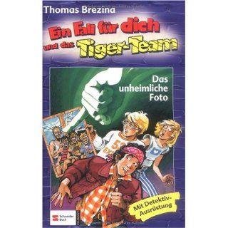 und das Tiger Team 35. Das unheimliche Foto: Rate Krimi Serie: BD 35