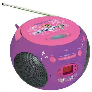 Lexibook RCD102LPS   Littlest Pet Shop Boombox Radio CD Player