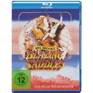 Blazing Saddles   Der wilde Wilde Westen [Blu ray] Gene