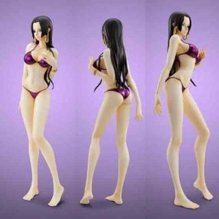 Anime/Manga One Piece Boa Hancock Sexy Bikini Version Lila Purple