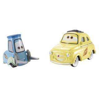 Disney Pixar Cars 2   Auto 3er Set  V2837   Luigi, Guido & Onkel