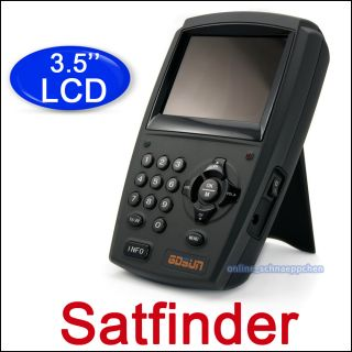 LCD Tragbar Satellite Sat Anlage HD Digtial Handheld Sat Finder