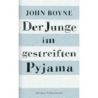 Der Junge im gestreiften Pyjama John Boyne, Brigitte
