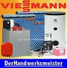 VIESSMANN Vitoladens 300 C Öl Kessel Solar Set Zubehör