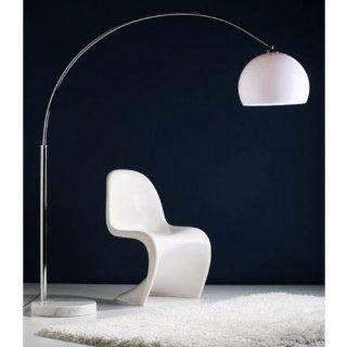 BIG BOW RETRO DESIGN BOGENLEUCHTE mit DIMMER LAMPE von XTRADEFACTORY