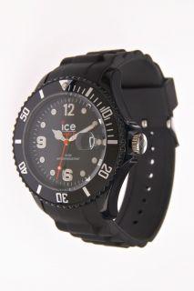 Ice Watch Uhr Modell SI.BK.B.S.09 Sili Black Big